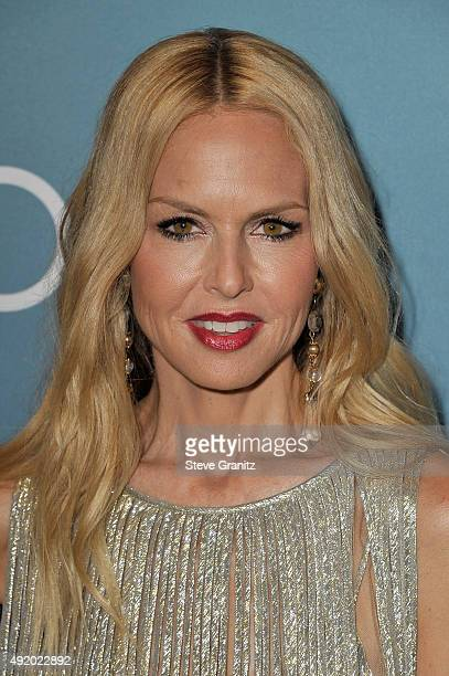 Designer Rachel Zoe attends Variety's Power Of Women Luncheon at the Beverly Wilshire Four Seasons Hotel on October 9 2015 in Beverly Hills California