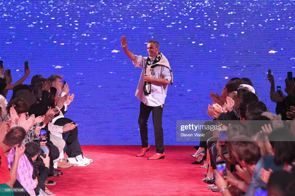 Calvin Klein Collection - Runway - September 2018 - New York Fashion Week : ニュース写真