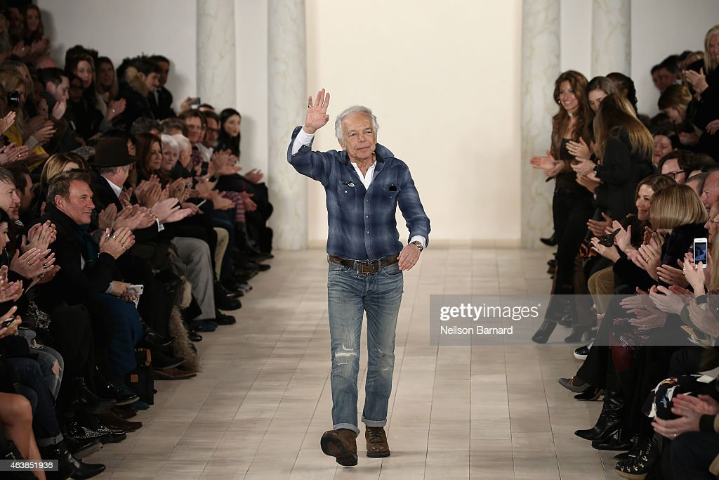 Ralph Lauren - Runway - Mercedes-Benz Fashion Week Fall 2015