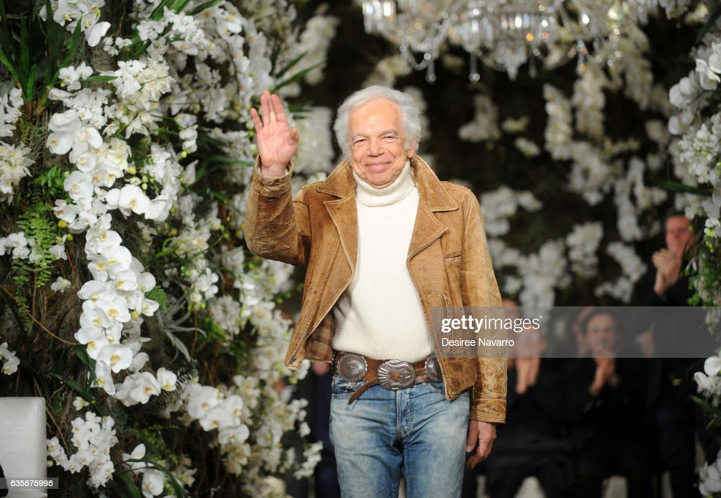 Ralph Lauren - Front Row & Backstage - February 2017 - New York Fashion Week