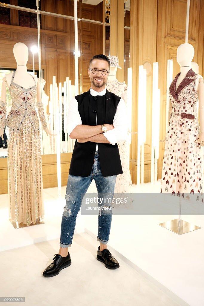 FRA: Rami Kadi : Runway - Paris Fashion Week - Haute Couture Fall Winter 2018/2019