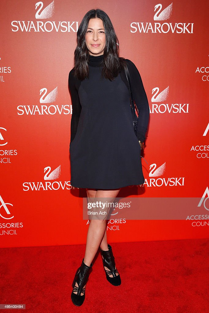 Designer Rebecca Minkoff attends 19th Annual Accessories Council ACE Awards on November 2, 2015 in New York City.