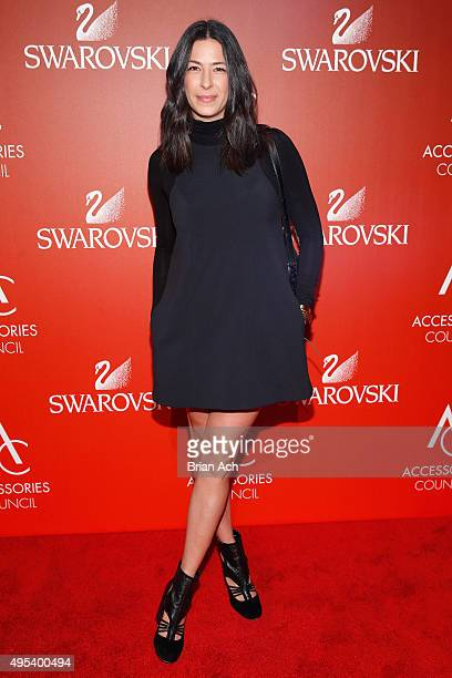 Designer Rebecca Minkoff attends 19th Annual Accessories Council ACE Awards on November 2 2015 in New York City