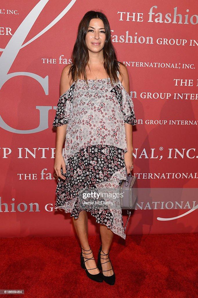 2016 Fashion Group International Night Of Stars Gala - Arrivals
