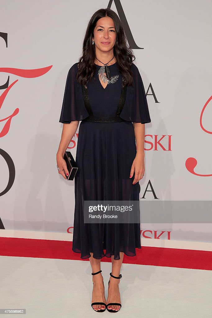 Designer Rebecca Minkoff attends the 2015 CFDA Fashion Awards at Alice Tully Hall at Lincoln Center on June 1, 2015 in New York City.