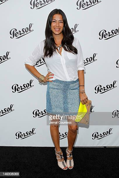 Designer Rebecca Minkoff attends the Persol Magnificent Obsessions exhibition honoring Arianne Phillips Patricia Clarkson and Todd Haynes at the MOMI...