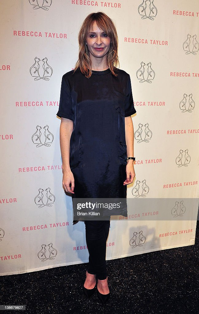 Rebecca Taylor - Front Row & Backstage - Fall 2012 Mercedes-Benz Fashion Week