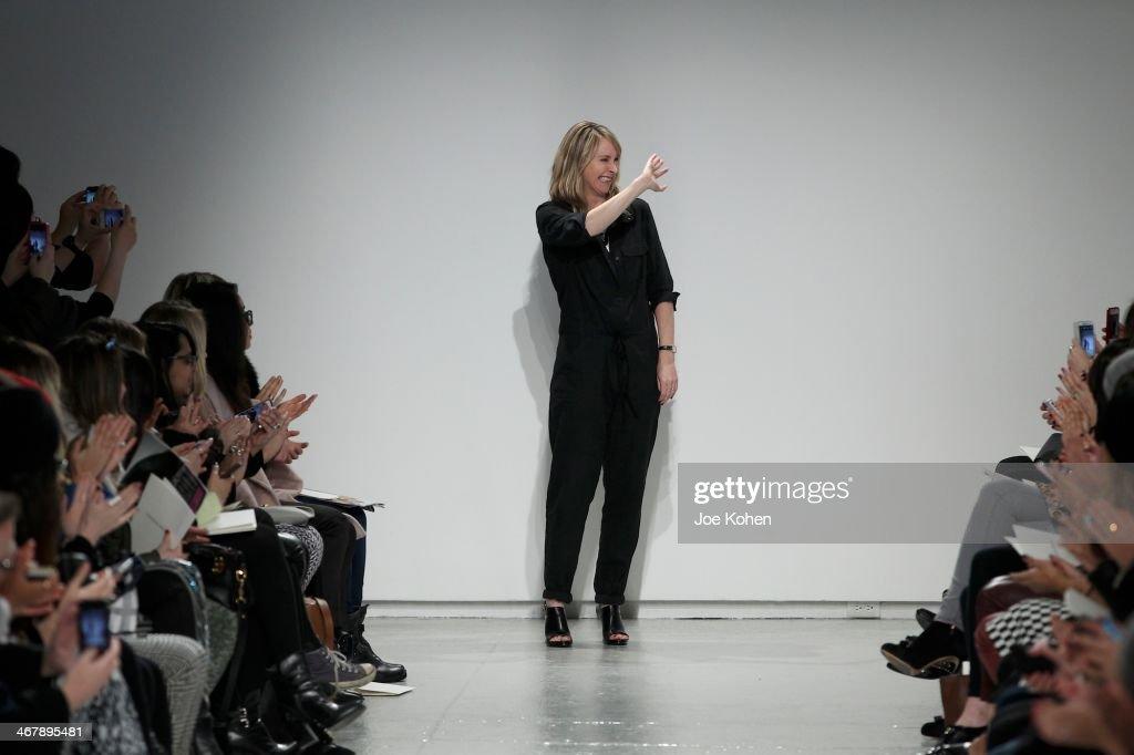 Rebecca Taylor - Runway - Mercedes-Benz Fashion Week Fall 2014