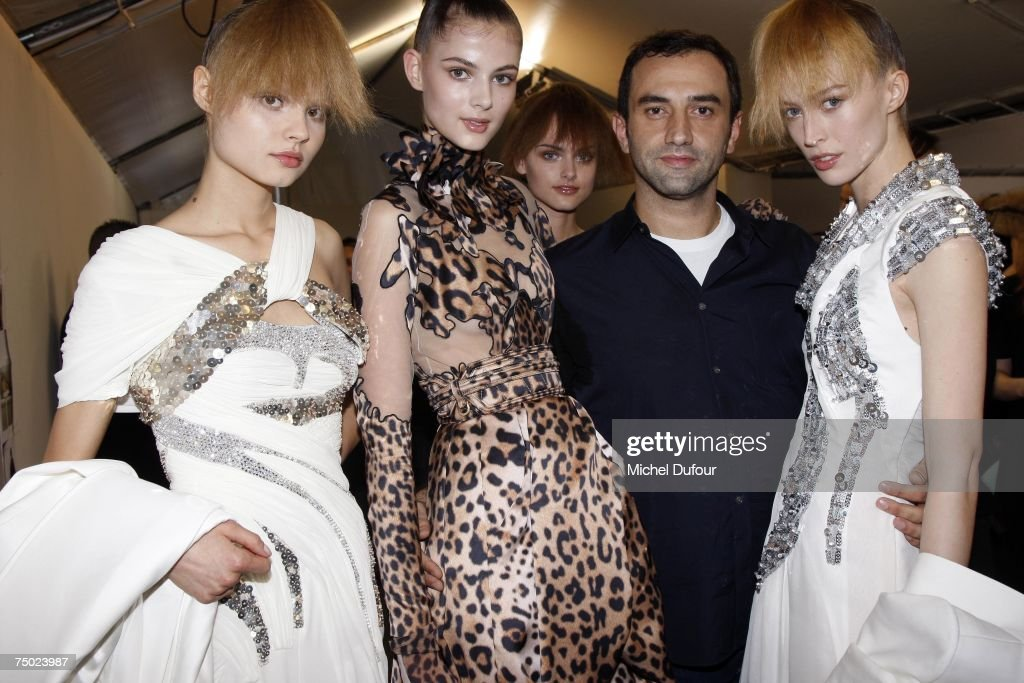 Givenchy - Paris Haute Couture : Front Row And Backstage