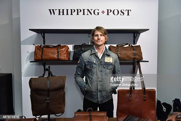 Designer Ryan Barr attends as AXE and Esquire present the AXE White Label Collective during the opening night of New York Fashion Week on September...