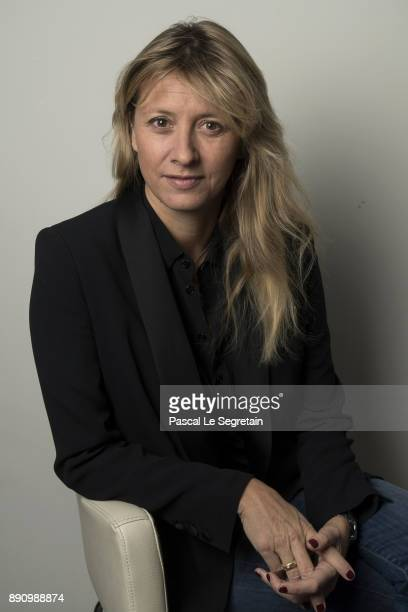 Designer Sarah Lavoine attends the Paris Luxury Summit 2017 at Theatre Des Sablons on December 12 2017 in NeuillysurSeine France