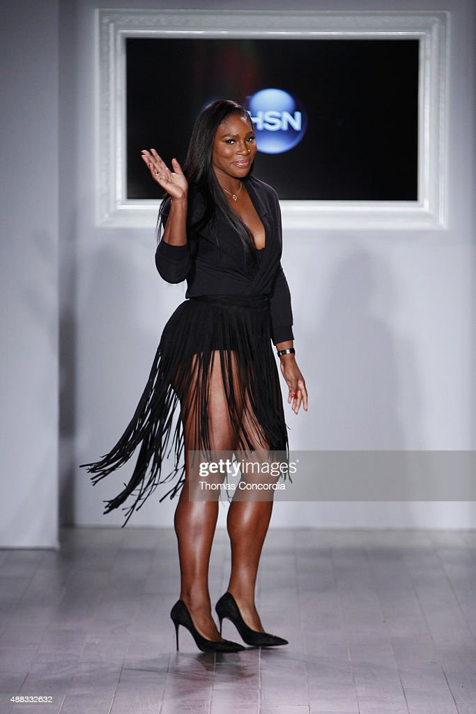 KIA STYLE360 Hosts Serena Williams Signature Collection By HSN