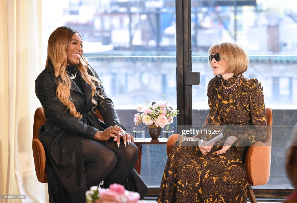 S By Serena - Presentation - February 2020 - New York Fashion Week: The Shows : News Photo