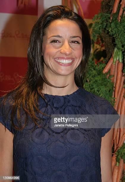 Designer Shoshanna Lonstein Gruss attends the 17th Annual Bunny Hop at FAO Schwarz on March 11 2008 in New York City
