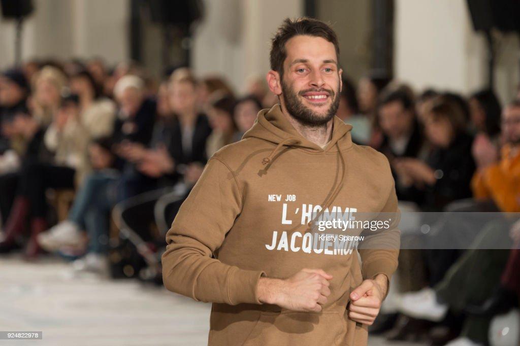 Jacquemus: Runway - Paris Fashion Week Womenswear Fall/Winter 2018/2019 : News Photo