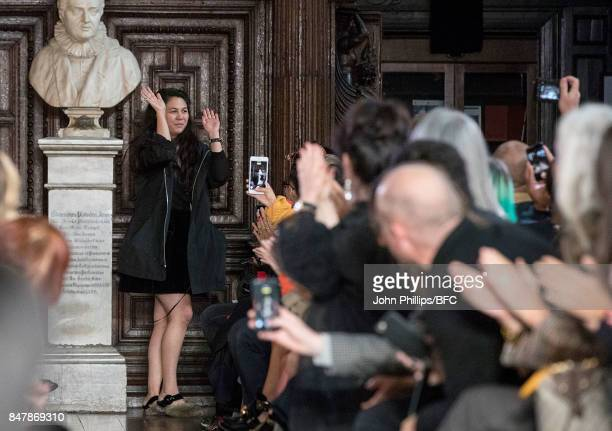 213 Simone Rocha Fashion Designer Photos And Premium High Res Pictures Getty Images