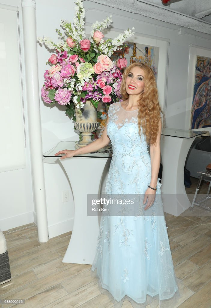 Designer Sonjja Baram attends Sonjja Baram For Tzohar - Fashion Against Autism on May 24, 2017 in New York City.