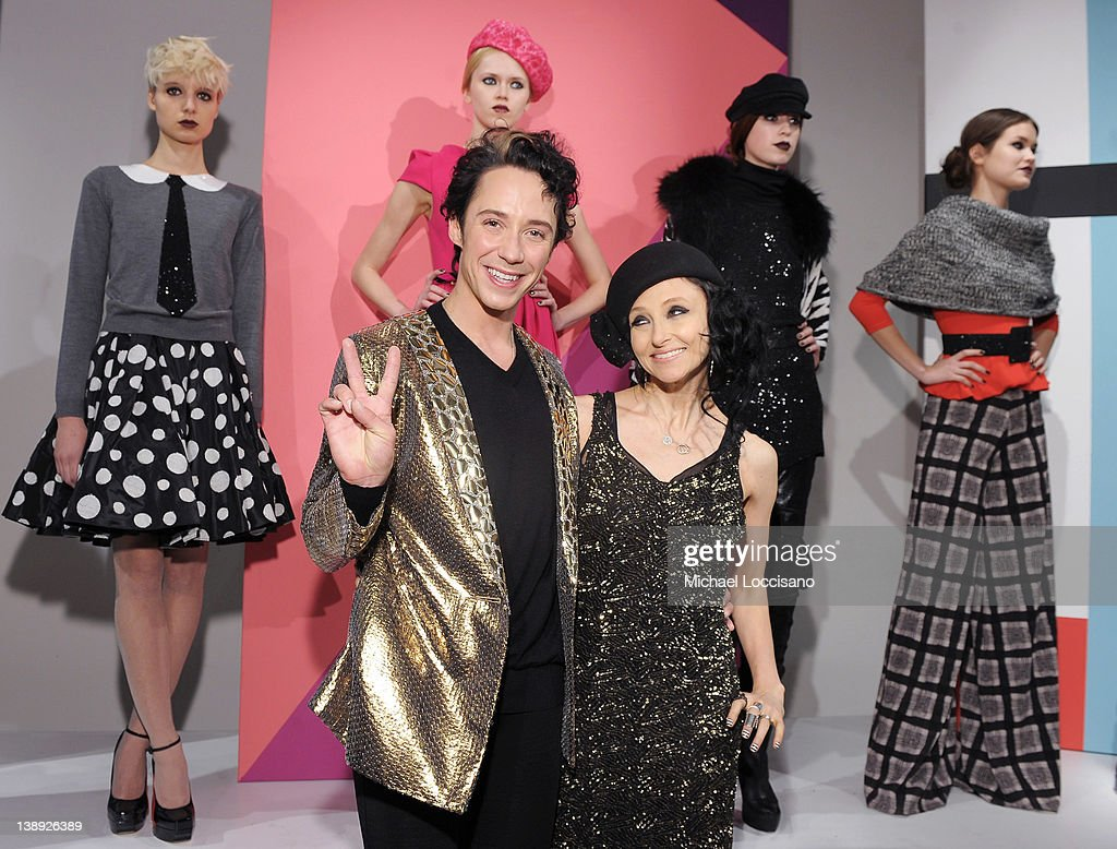 Alice + Olivia By Stacey Bendet - Fall 2012 Fashion Week Presentation : News Photo