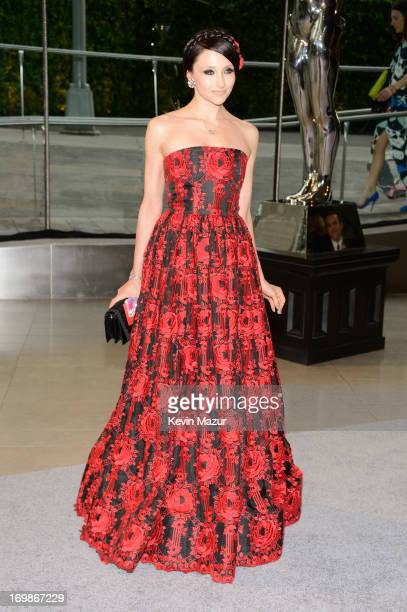 Designer Stacey Bendet attends 2013 CFDA Fashion Awards at Alice Tully Hall on June 3, 2013 in New York City.