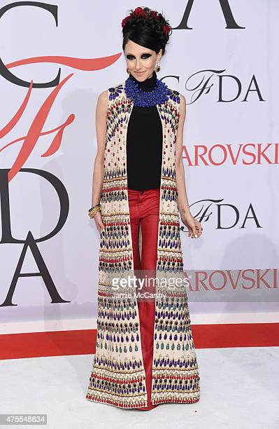 Designer Stacey Bendet attends the 2015 CFDA Fashion Awards at Alice Tully Hall at Lincoln Center on June 1, 2015 in New York City.