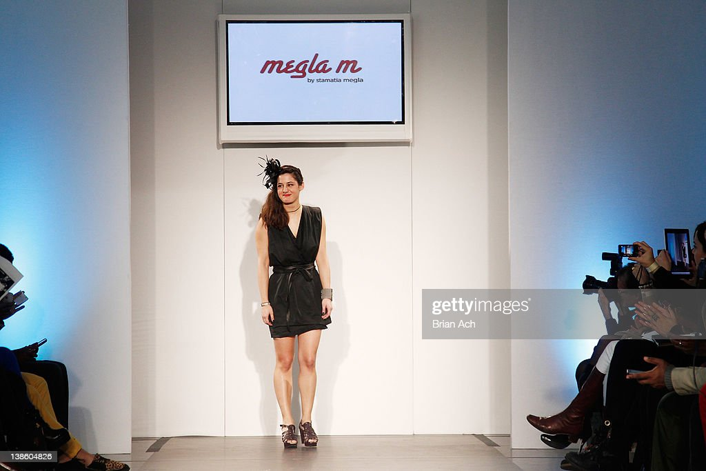 Nolcha Fashion Week New York - Megla M : ニュース写真