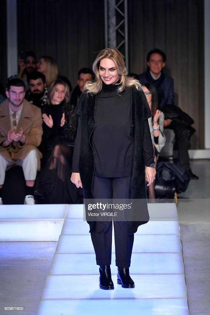 Les Copains - Runway - Milan Fashion Week Fall/Winter 2018/19 : ニュース写真