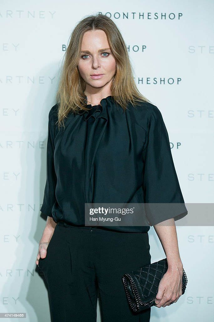 """Stella McCartney - """"The World Of Stella At BoonTheShop"""" Photocall In Seoul"""