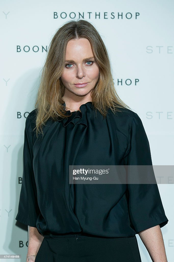 "Stella McCartney - ""The World Of Stella At BoonTheShop"" Photocall In Seoul"
