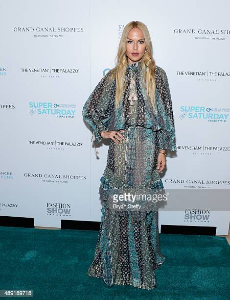 Designer stylist editor and author Rachel Zoe hosts OCRF's firstever Super Saturday event at Grand Canal Shoppes at The Venetian The Palazzo and...