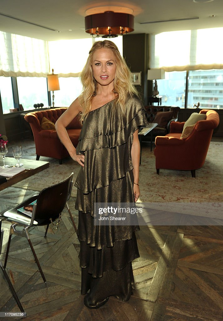 Designer/ Stylist Rachel Zoe attends 'InStyle's Dinner With A Designer' for Rachel Zoe at Soho House on June 21, 2011 in West Hollywood, California.