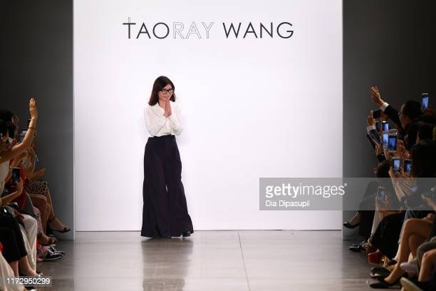 259 Taoray Wang Fashion Designer Photos And Premium High Res Pictures Getty Images