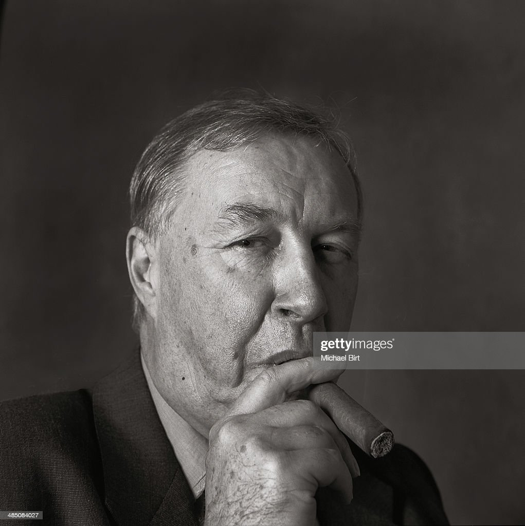 Terence Conran, Portrait shoot, 2000