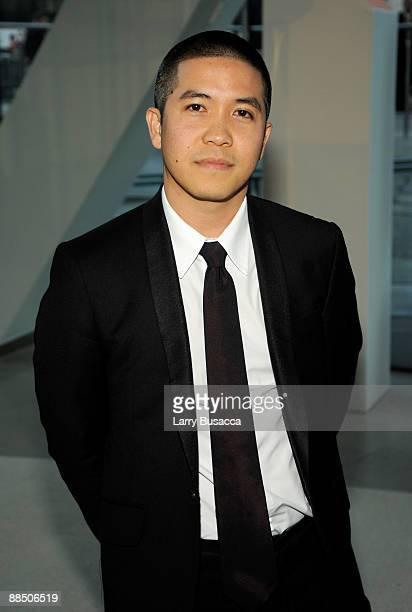 Designer Thakoon Panichgul attends the 2009 CFDA Fashion Awards at Alice Tully Hall in Lincoln Center on June 15 2009 in New York City
