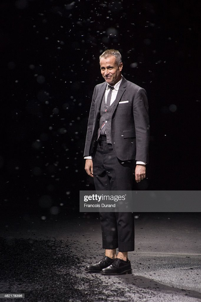Thom Browne : Runway - Paris Fashion Week - Menswear F/W 2015-2016