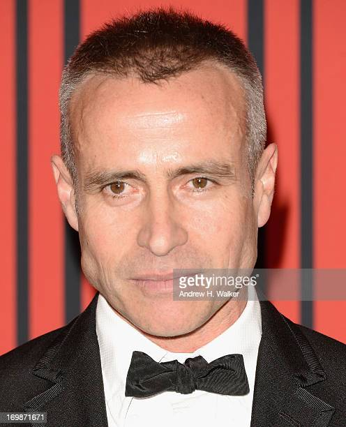 Designer Thom Browne attends the 2013 CFDA Fashion Awards on June 3, 2013 in New York, United States.