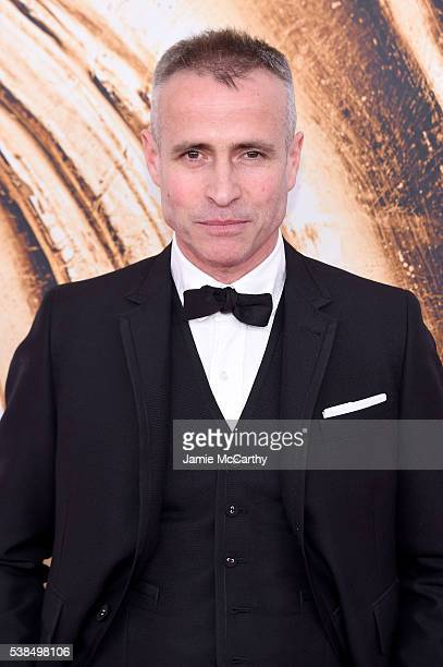 Designer Thom Browne attends the 2016 CFDA Fashion Awards at the Hammerstein Ballroom on June 6, 2016 in New York City.