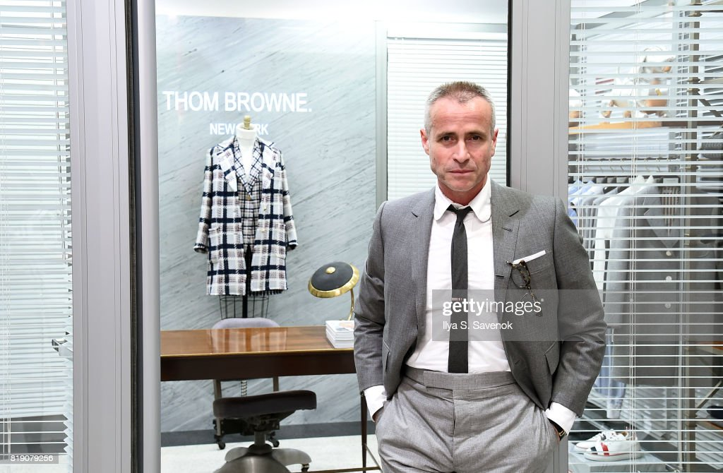 Surface Magazine Presents Design Dialogues No. 37 Featuring Thom Browne And Alina Cho