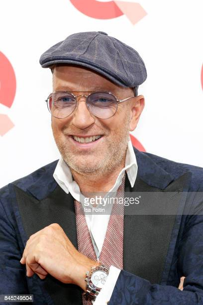 Designer Thomas Rath attends a QVC event during the Vogue Fashion's Night Out on September 8 2017 in duesseldorf Germany
