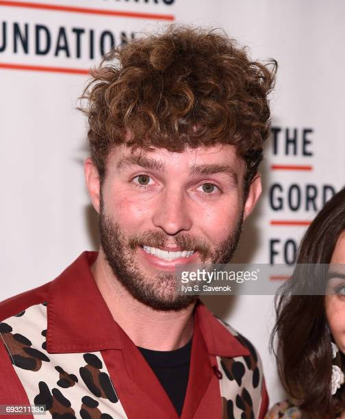 Designer Timo Weiland attends the 2017 Gordon Parks Foundation Awards Gala at Cipriani 42nd Street on June 6 2017 in New York City