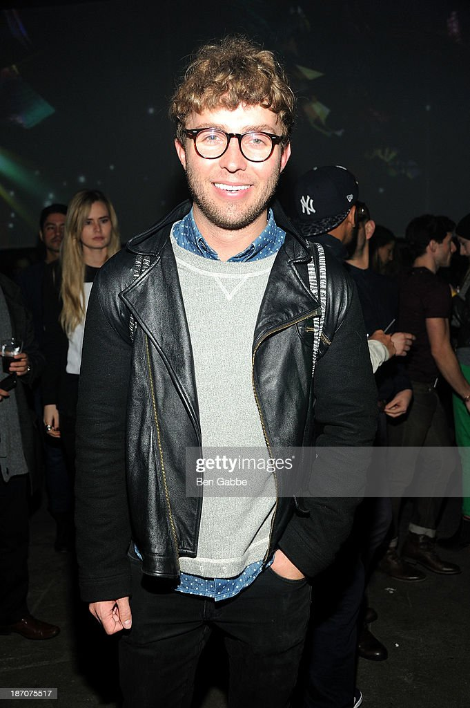 Designer Timo Weiland attends the Soho House Satellite Nights series with M.I.A. on November 5, 2013 in Brooklyn, New York.