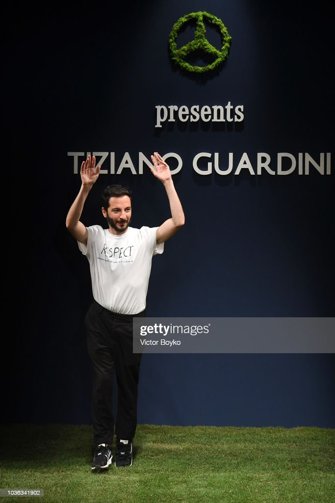 Tiziano Guardini - Runway - Milan Fashion Week Spring/Summer 2019