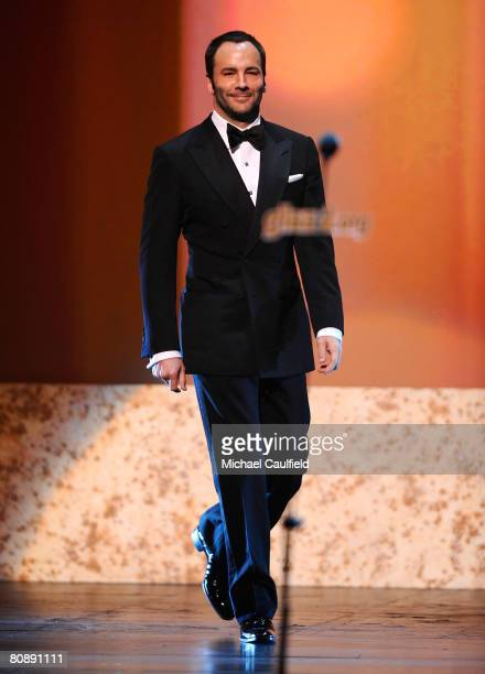 Designer Tom Ford at the 19th Annual GLAAD Media Awards on April 25, 2008 at the Kodak Theatre in Hollywood, California.