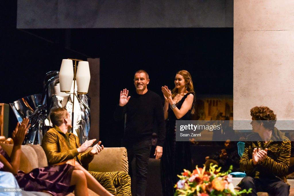 Bottega Veneta - Runway - February 2018 - New York Fashion Week : ニュース写真