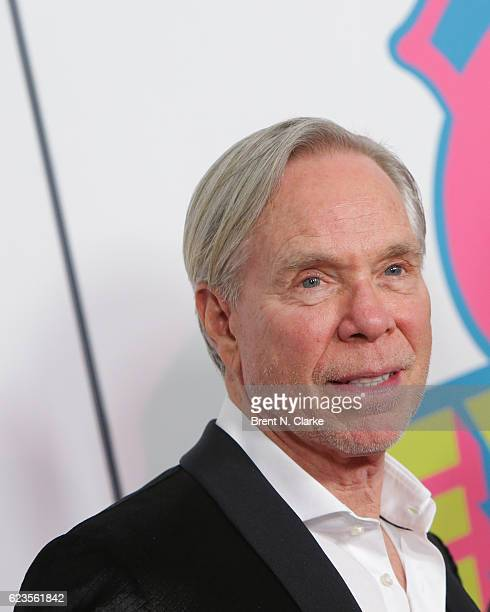 Designer Tommy Hilfiger attends The Rolling Stones Exhibitionism opening night held at Industria Superstudio on November 15 2016 in New York City