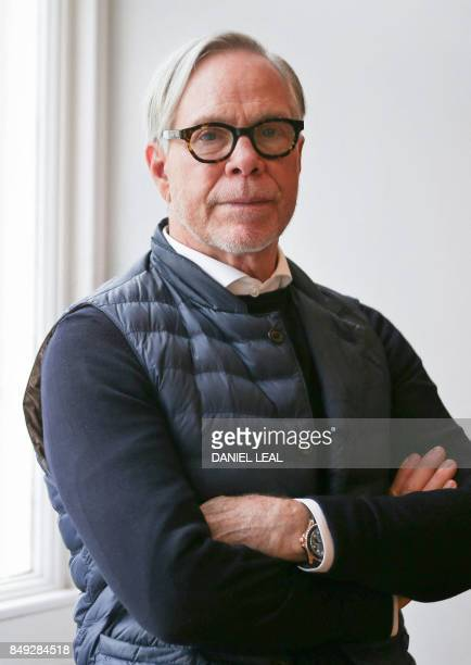 tommy hilfiger fashion designer stock photos and pictures getty images. Black Bedroom Furniture Sets. Home Design Ideas