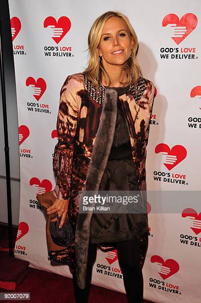 Designer Tory Burch attends the 2009 Golden Heart awards at the IAC Building on October 19, 2009 in New York City.