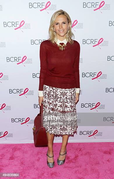 Designer Tory Burch attends the 2015 BCRF Awards Gala at The Waldorf=Astoria on October 29, 2015 in New York City.