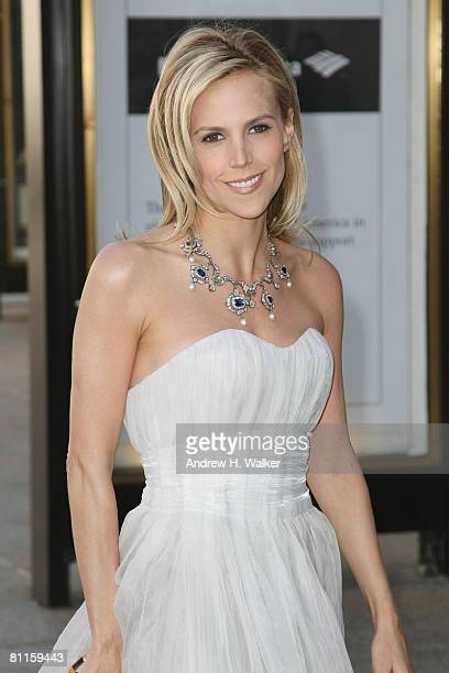 Designer Tory Burch attends the American Ballet Theatre's 68th annual spring gala at the Metropolitan Opera House on May 19, 2008 in New York City.