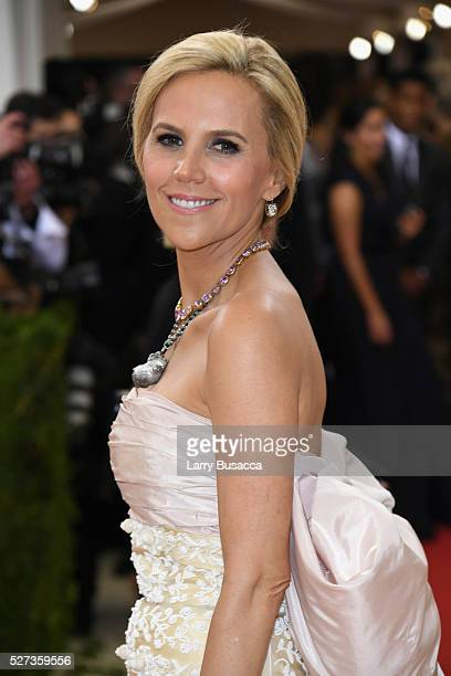 """Designer Tory Burch attends the """"Manus x Machina: Fashion In An Age Of Technology"""" Costume Institute Gala at Metropolitan Museum of Art on May 2,..."""