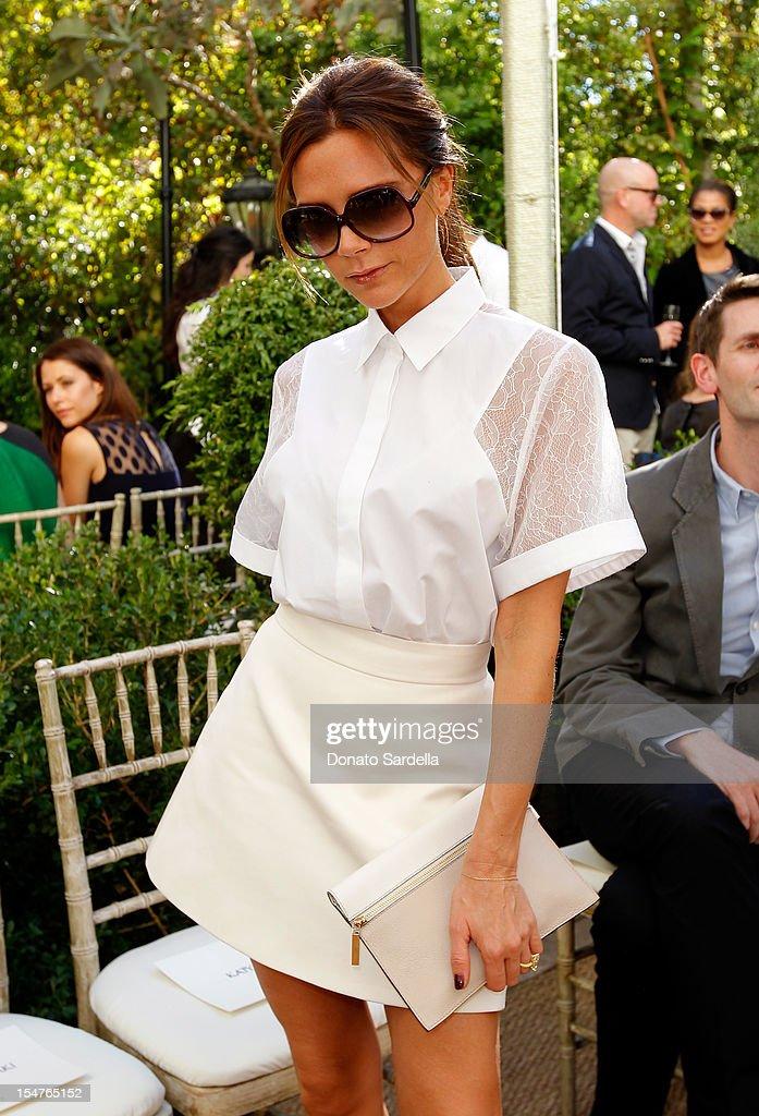 CFDA/Vogue Fashion Fund Event Hosted By Lisa Love And Mark Holgate : Nachrichtenfoto